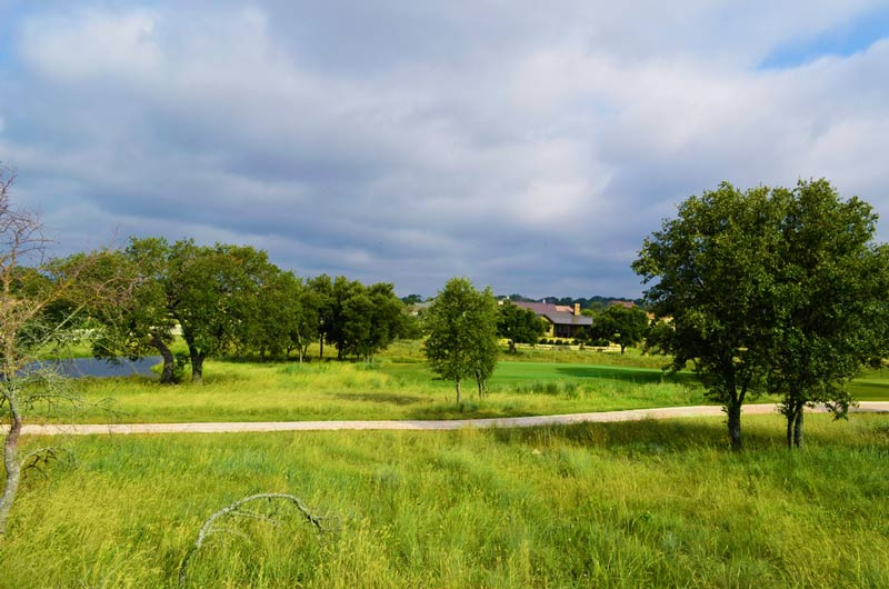 Lot 2 - 0.43 acre - ON GOLF!