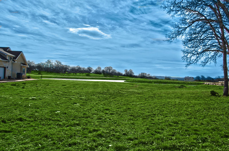 Lot 29 - 0.42 acre - ON GOLF!