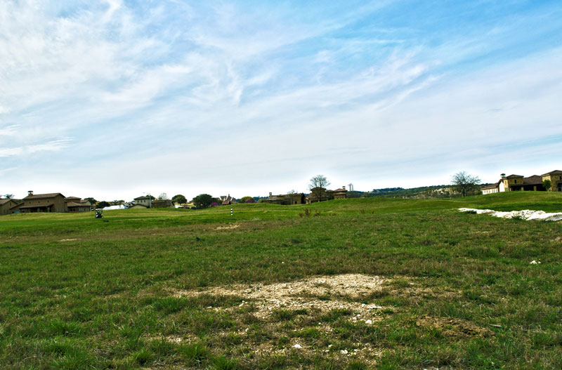 Lot 5 - 0.13 acre - ON GOLF!